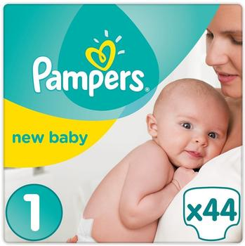 Pampers Premium Protection New Baby Gr.1 (2-5Kg) 44Stk.