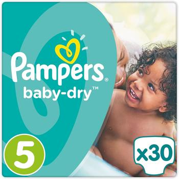 Pampers Baby Dry Gr. 5 (11-16kg) 30 St.