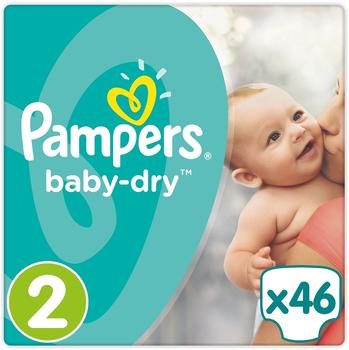 Pampers Baby Dry Gr. 2 (3-6 kg)