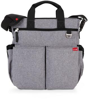 Skip Hop Duo Signature Heather Gray