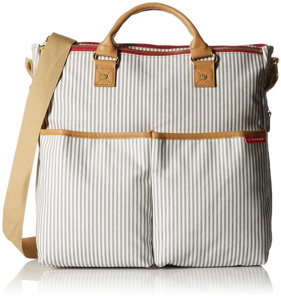 Skip Hop Duo Lux French Stripe Limited Edition