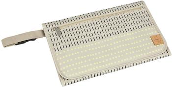 laessig-casual-wrap-to-go-dots-strokes-sand