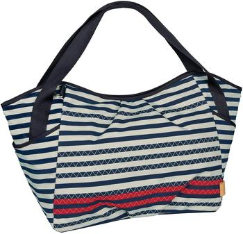 laessig-wickeltasche-casual-twin-bag-striped-zigzag-navy