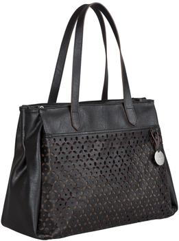 Lässig Tender Tote Bag black