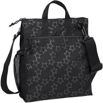 Lässig Casual Buggy Bag Reflective Star black