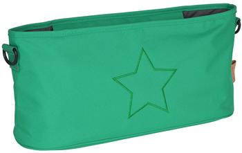 laessig-buggy-organizer-star-deep-green