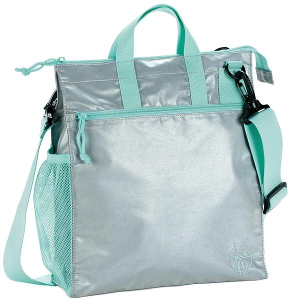 Lässig Wickeltasche Casual Buggy Bag, full reflective,