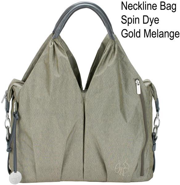 Lässig Green Label Neckline Bag Spin Dye gold melange