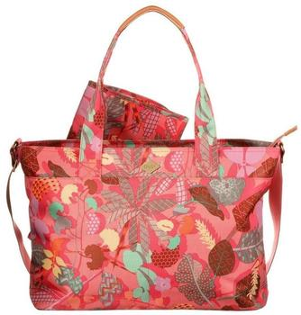 oilily-botanic-pop-diaper-bag-flamingo