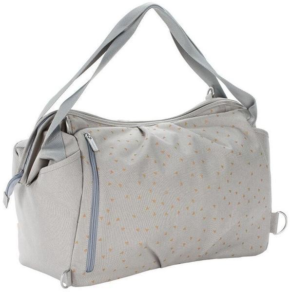 Lässig Casual Twin Bag Triangle light grey
