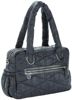 Lässig Glam Bowler Bag pacific flower black