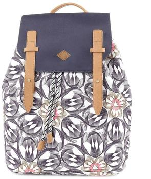 oilily-flower-swirl-backpack-charcoal