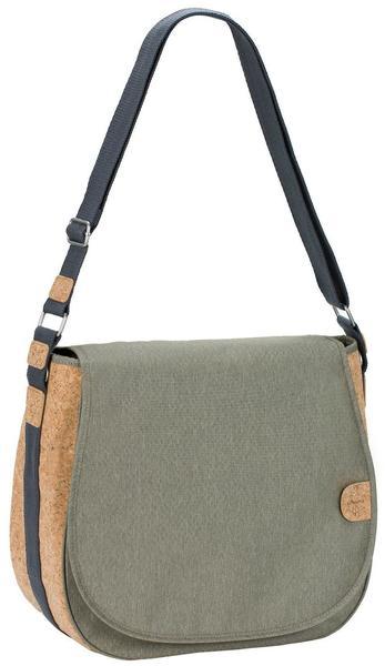 Lässig Green Label Saddle Bag Spin Dye Gold Melange