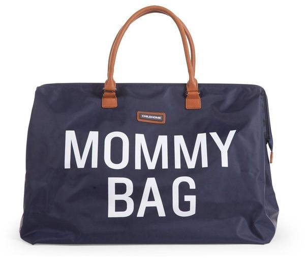 Childhome Mommy Bag Big Navy Blau