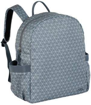 Lässig Marv Backpack Tiles grey