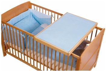 Pinolino Wickelbrett mit Auflage für Kinderbetten