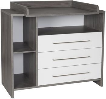 Schardt Eco Fleetwood grau/weiß