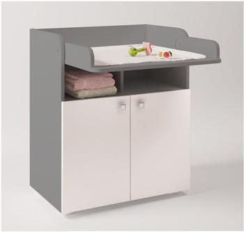 Polini Kids Simple 1270 - grau weiß 51