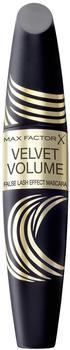 Max Factor Velvet Volume False Lash Effect black/brown