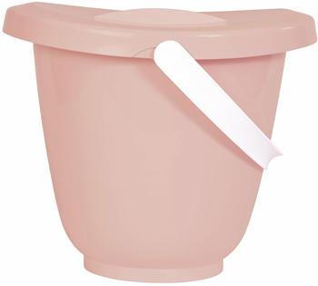 Luma Nappy Bucket Cloud Pink