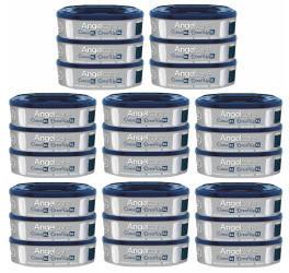Angelcare Nachfüllkassetten für Dress-Up und Classic XL 24er Pack