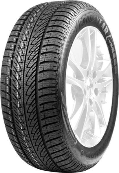 Goodyear UltraGrip 8 Performance 245/45 R18 100V RFT