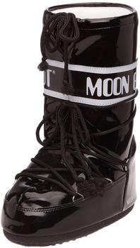 Moon Boot Vinyl black/white/anthracite