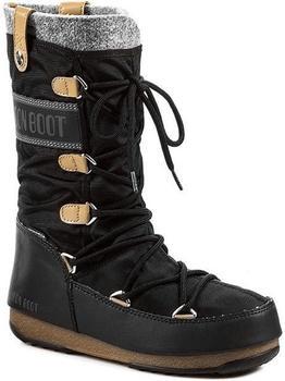 Moon Boot Monaco Felt black