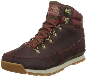 The North Face Back To Berkeley Redux Leather M brick house red/desert palm brown