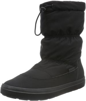 Crocs Women's LodgePoint Pull-on Boot black
