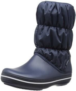 Crocs Winter Puff Boot Women's (14614) navy