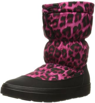 Crocs Women's LodgePoint Pull-on Boot berry