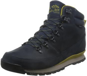 The North Face Back To Berkeley Redux Leather M urban navy/antique moss green