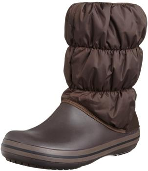Crocs Winter Puff Boot Women's (14614) espresso