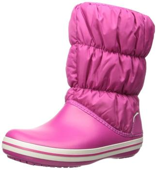 Crocs Winter Puff Boot Women's (14614) berry