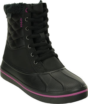 Crocs AllCast Waterproof Duck Women's (16035) black/viola