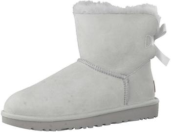 UGG Mini Bailey Bow II grey/violet