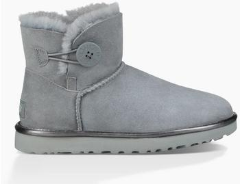 UGG Mini Bailey Button II Metallic geyser