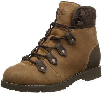 The North Face Ballard Boyfriend Women dachsund brown/demitasse brown