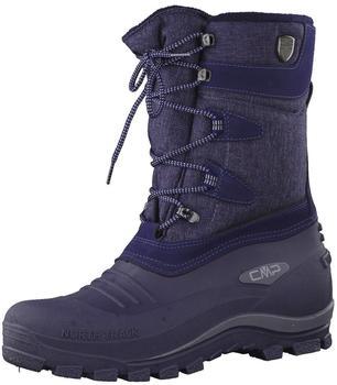 CMP Campagnolo Nietos Snow Boots Men black blue melange