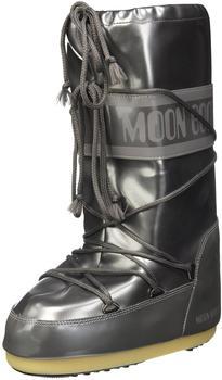 Moon Boot Vinile Met silver