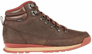 The North Face Back To Berkeley Redux Leather M carafe brown/ketchup red