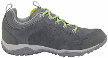 Columbia Fire Venture Low Women ti grey steel/aquarium