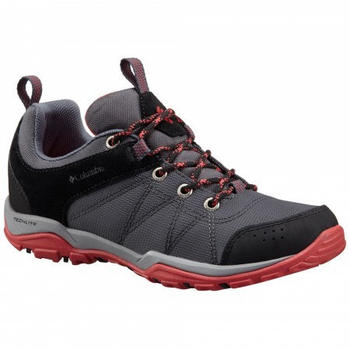 Columbia Fire Venture Low Women graphite/sunset red