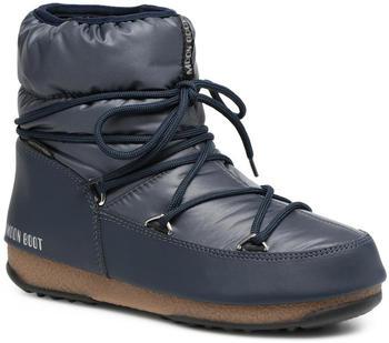 Moon Boot Low Nylon blue