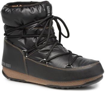 Moon Boot Low Nylon black