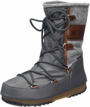 Moon Boot Vienna Felt grey/brown