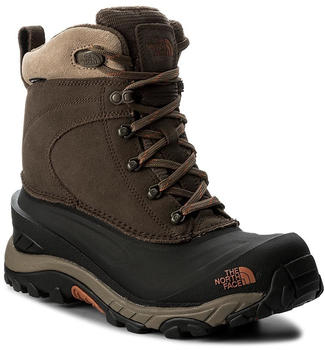The North Face Chilkat III mudpack brown/bombay orange