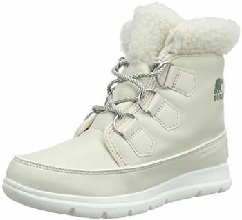 Sorel Explorer Carnival fawn/sea salt