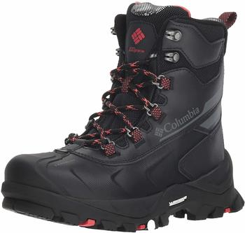 Columbia Bugaboot Plus Iv Omni-Heat W black/sunset red